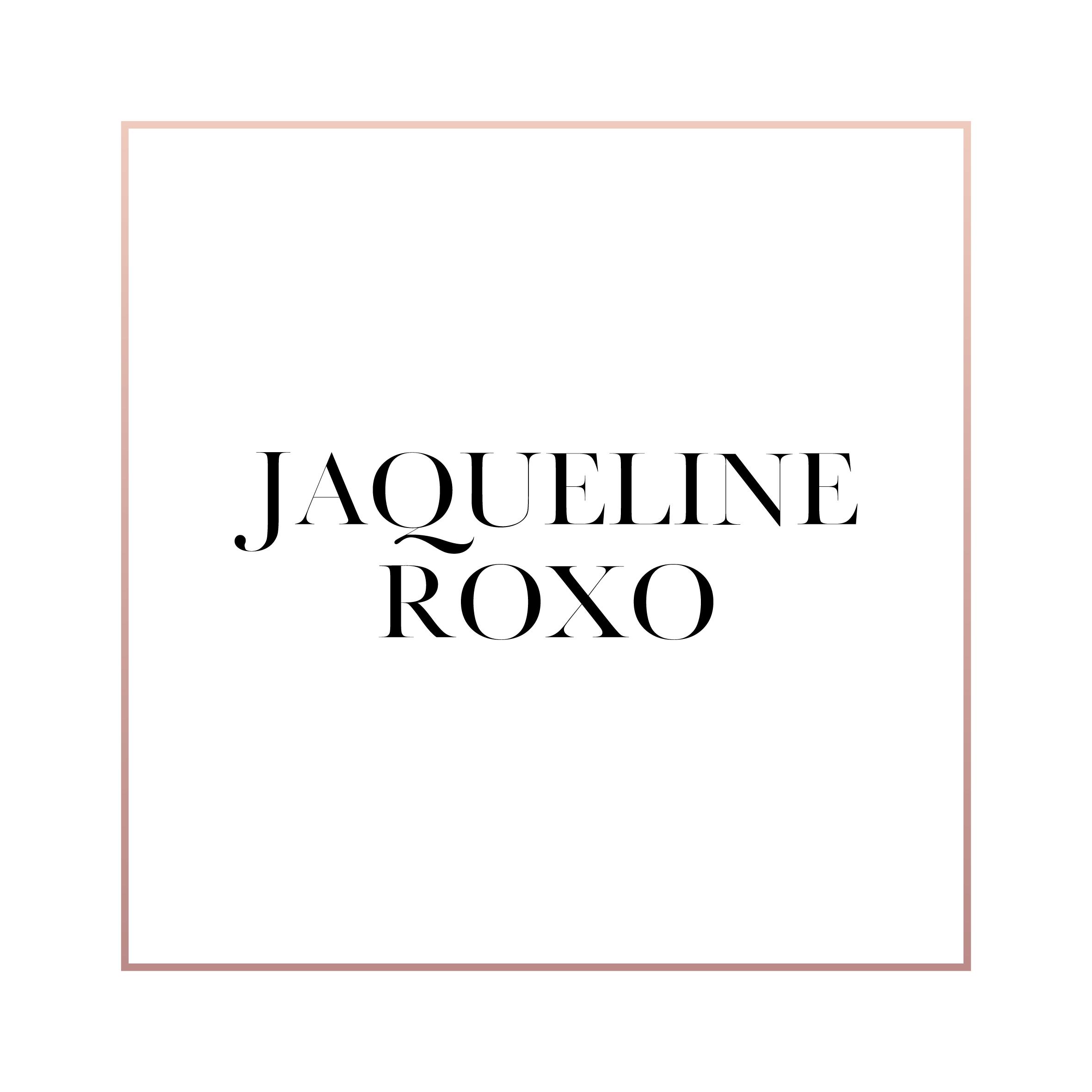Jaqueline Roxo Logo